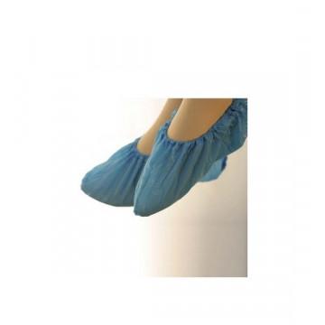 Cubre Zapatos Plástico Azul