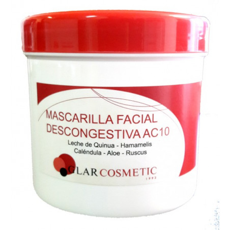Mascarilla Facial Descongestiva AC10